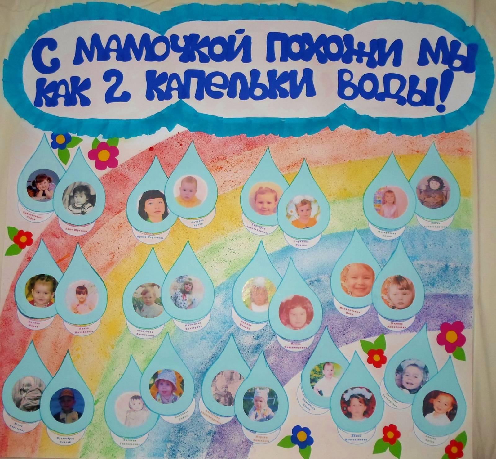 Плакаты фото надписи для детей